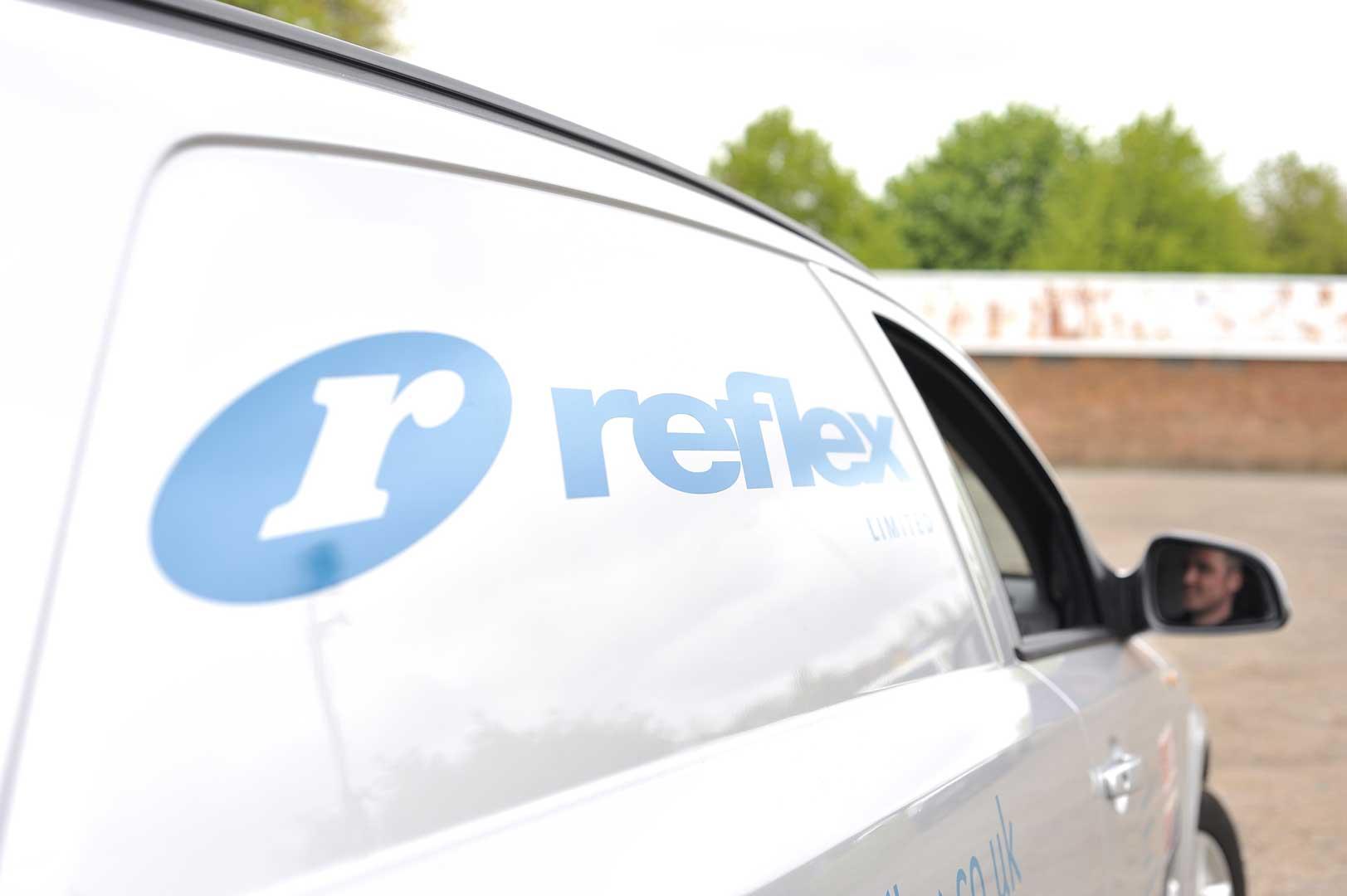 Reflex Van logo